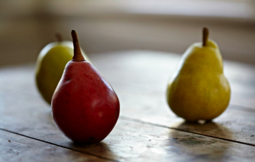 We turned to chefs at two cutting-edge kitchens for their favorite boundary-pushing recipes that celebrate the delicate, sweet-savory aroma and flavor so unique to the grand, glorious pear.