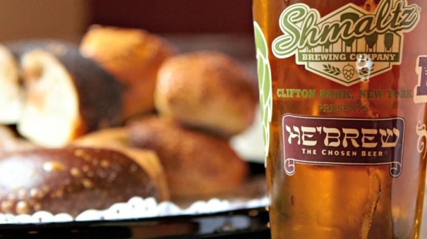 Shmaltz Brewing Co Edible Capital District