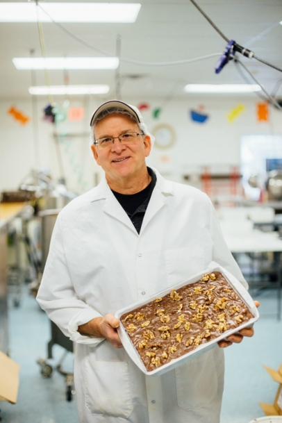 Tom Krause runs one of the most beloved candy stores in the Capital Region, Krause's Homemade Candy