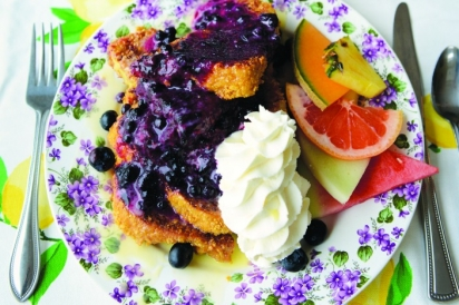 """Blueberry Hill Market Café is a healthful, homey eatery and a welcome oasis along Routes 22 and 20. """"All my staff has a real appreciation for excellent food."""