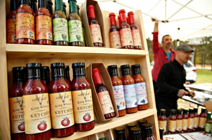 Vital Eats is a menagerie of imaginatively fashioned condiments that are vegan, gluten-free and dairy-free.