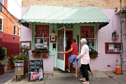 Hattie's, famous for fried chicken, isn't just a Saratoga Springs institution, it's a national institution.