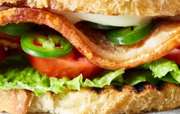 Shakin Bacon BLT